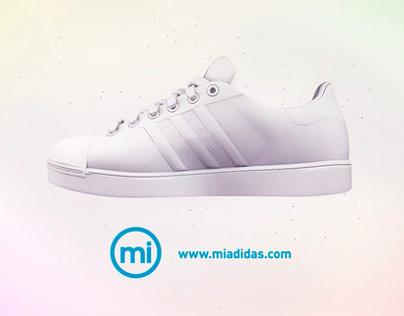 mi Adidas Superstars