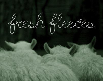 Fresh Fleeces - Branding