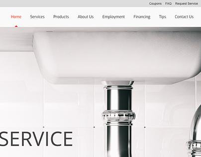 Midway Plumbing Web Design