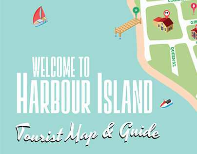 HARBOUR ISLAND: Tourist Map and Guide