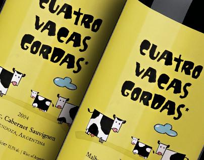 Cuatro Vacas Gordas (Four fatty cows)