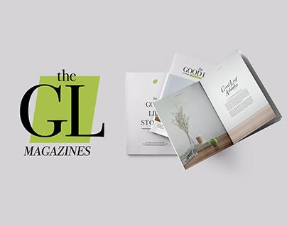 Magazine Layout   The Good Life Magazines