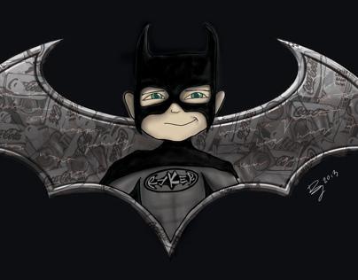 Batman Portrait