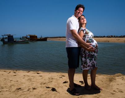 Gravidez Aninha e Filipe