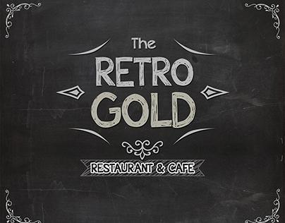 Retro Cafe & Restaurant Menu