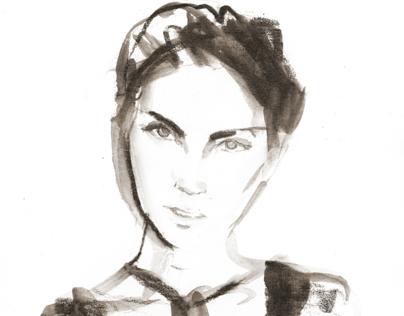 Quick live sketches