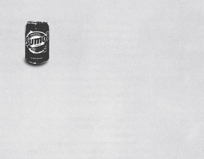 THINK SUMOL (tribute to Volkswagen Beetle ad, DDB 1959)