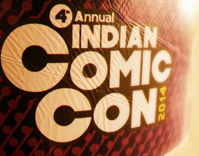 ComicCon 2014 New Delhi