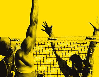 Nikon ▪ sport posters