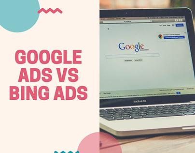 Google Ads vs Bing Ads