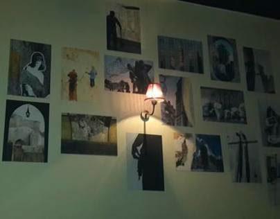 """Exhibition """"Karakedi"""", Tunel, Beyoglu"""