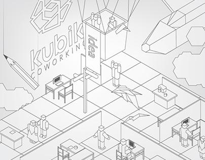 KUBIK coworking offices