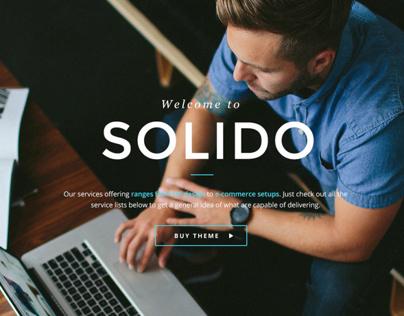 Solido Multi-Purpose Theme