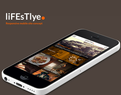 liFEsTlye.  - Mobile version