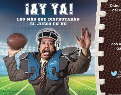 Ay Ya! Super Bowl