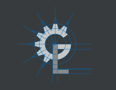 Logo design for Geeks Lab company