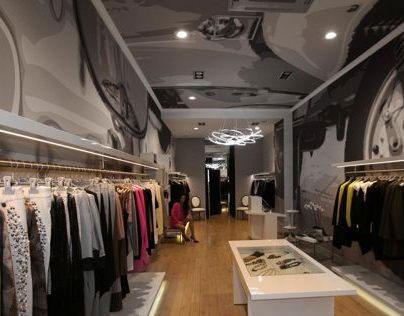 Boutiques de vêtements féminins italiens, Lyon 6