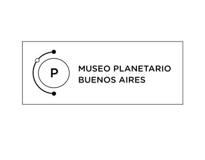Museo Planetario/ Identidad