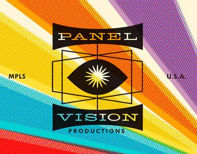 PanelVision Logo/Sign-Off
