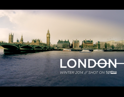 London 2014 | GoPro Hero 3