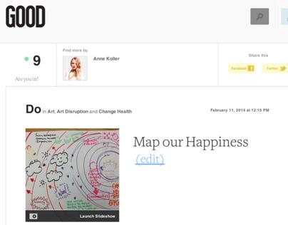 "Blog on GOOD Magazine - ""Do section"""