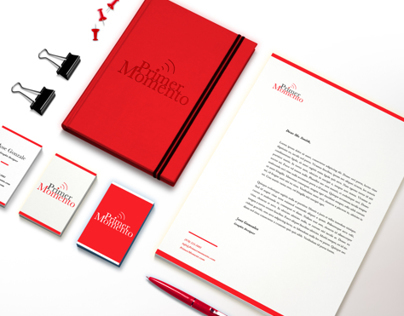 PrimerMomento Website Design & Branding