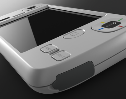 gPod - Gaming case for iPhone