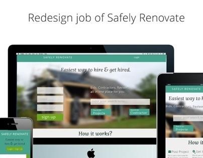 Safely Renovate