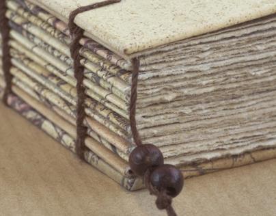 Little Blank Handmade (note)books