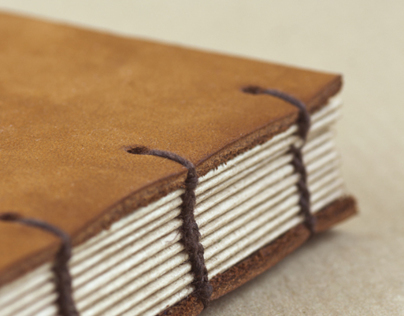 Tiny Leather Handmade Journal(s)