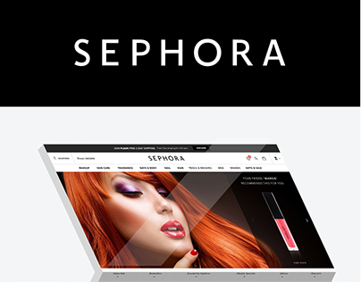 Speculative Concept for Sephora
