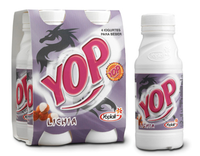 Yogurte YOP - Lichias