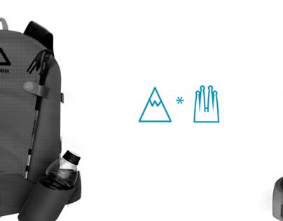 VERTEX Backpack (urban/trail running)