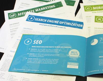 e-Business Express Promotional Materials