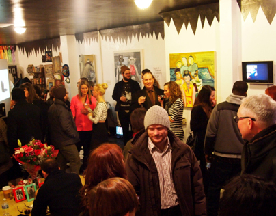 """Mooncalf's Metanoia"" Art Exhibit Pictures"
