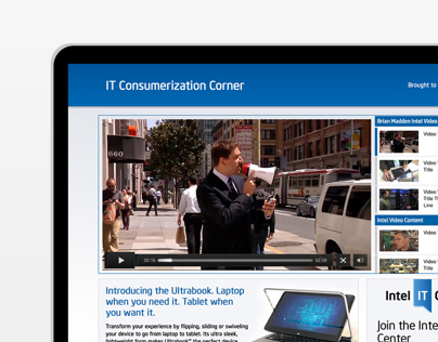 Intel IT Consumerization Corner