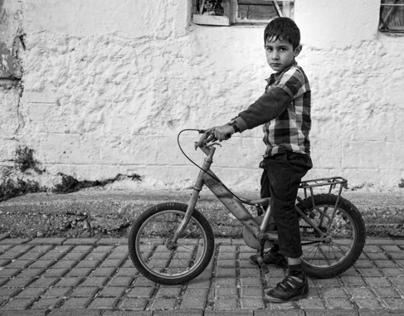 the children of slum