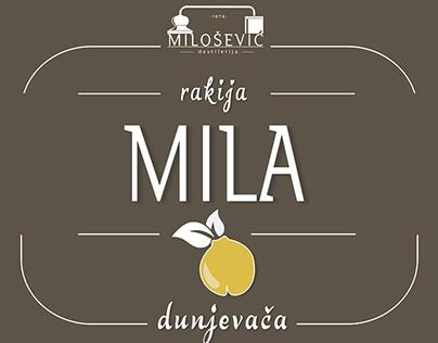 Destilerija Milošević & Rakija Mila