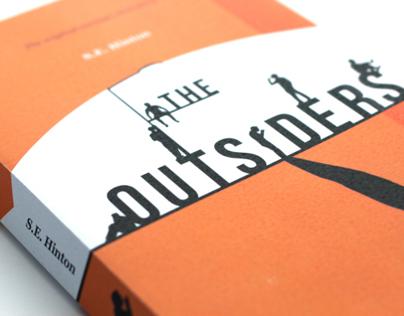The Outsiders - Penguin Design Award