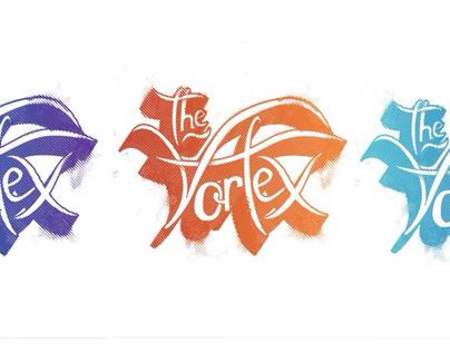 The Vortex Custom Typography Concept