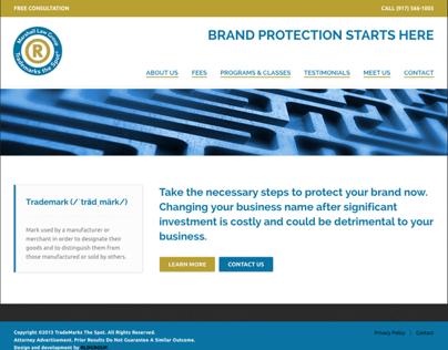 TM The Spot (WordPress) website