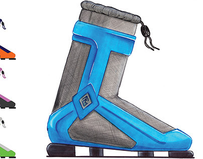 PENSOLE - Ski Boot