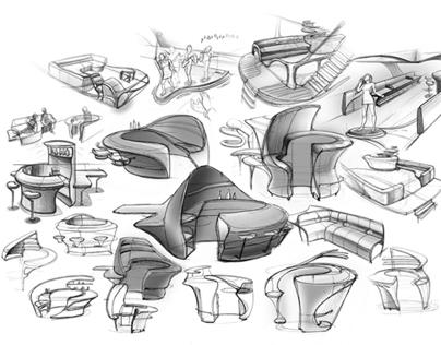 Sketches & Renderings