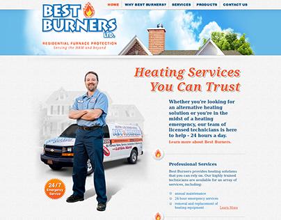 Best Burners Ltd.