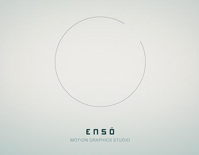 Enso Studio - Motion Graphics Reel 2018