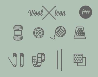 Wool - Free icon sets