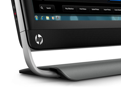 HP Touchsmart All-in-One 2012