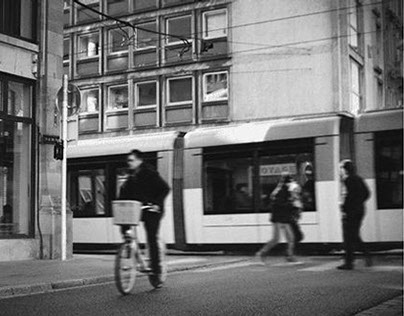 Cinemagraphs / Animated photography - Strasbourg