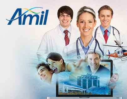 Website - Central de Vendas - Amil