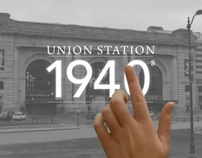 Kansas City Union Station Interactive Timeline